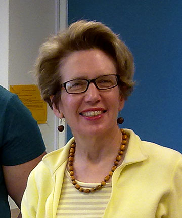 Christine L. Borgman, Distinguished Professor