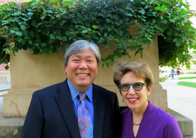 IDRE Newsletter features Data Governance Task Force co-chaired by Kent Wada and Christine Borgman