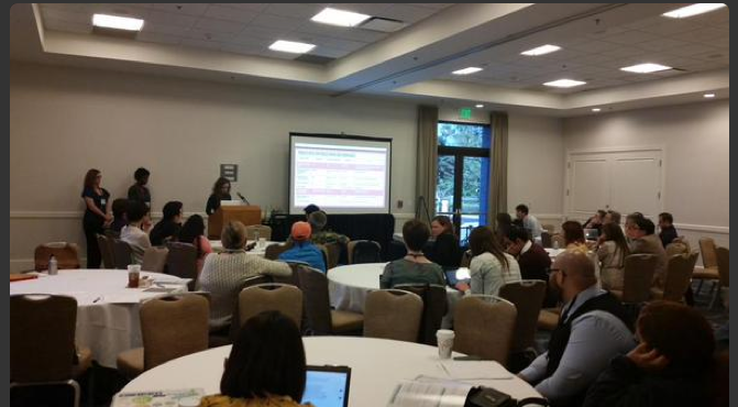 UCLA doctoral students present at iConference 2015