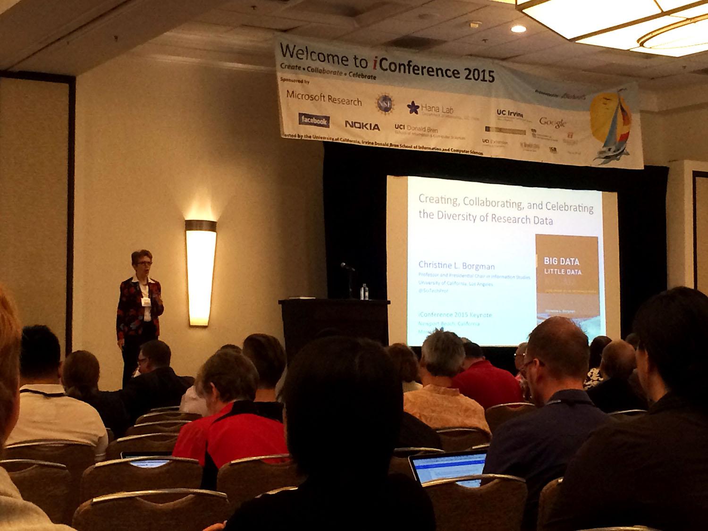 2015 iConference Keynote